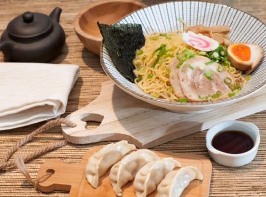 Menú mediodía - Ramen Shifu