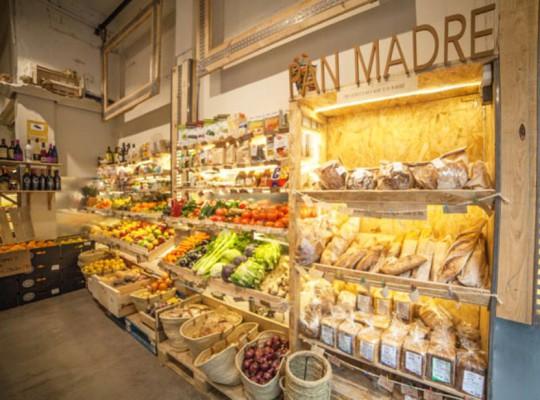 Panes y verduras La Huerta de Almeria