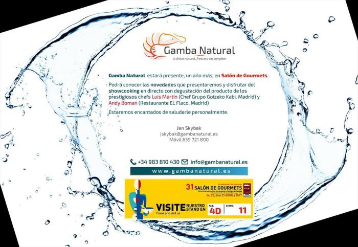 Gamba Natural