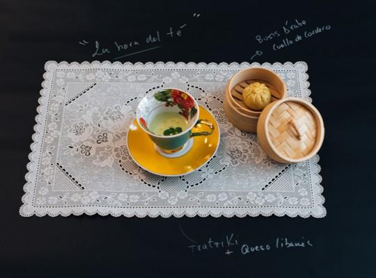 La hora del té. La Candela Restó