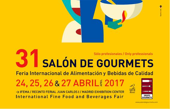 Salón de Gourmets edición 31 (Madrid)