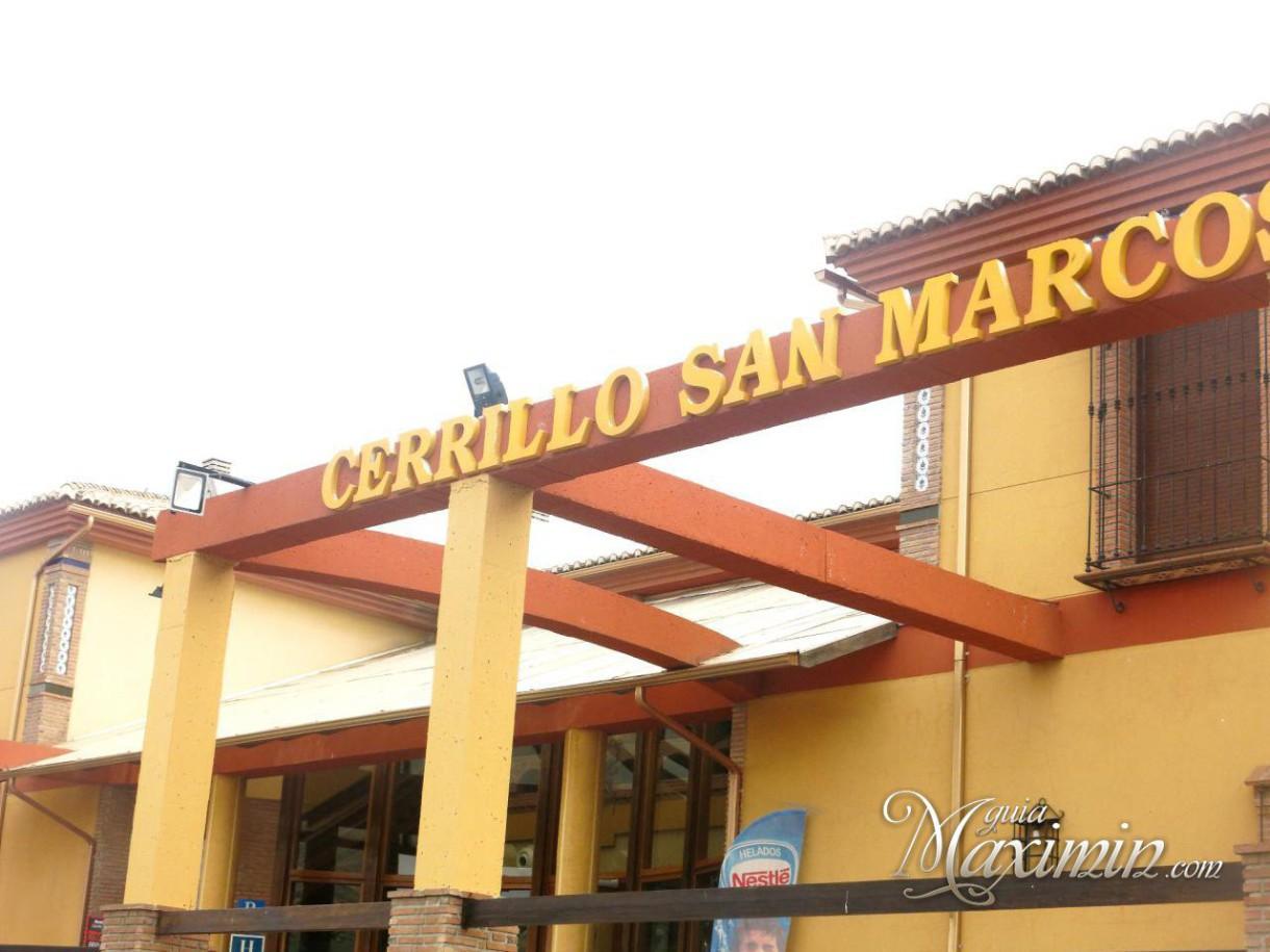 Cerrillo San Marcos – Restaurante y Hotel (Diezma-GR)
