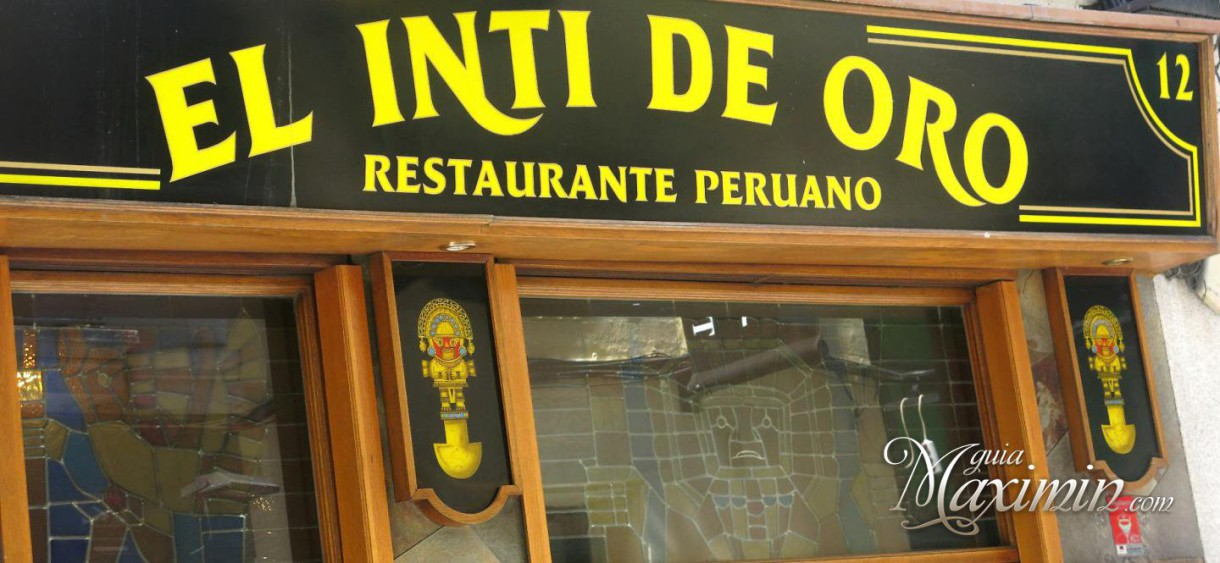 Inti de Oro – Como si estuvieras en Perú