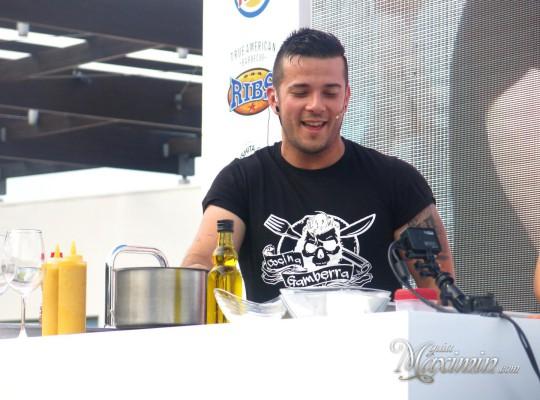 Showcooking_Carlos_Maldonado_Parquesur_Guiamaximin4
