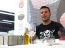 Showcooking de Carlos Maldonado en Parquesur (Leganés-M)