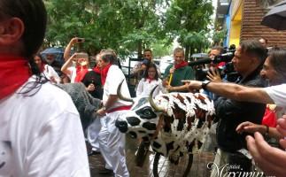 San Fermín de los Madriles con Floren Domezain (Madrid)