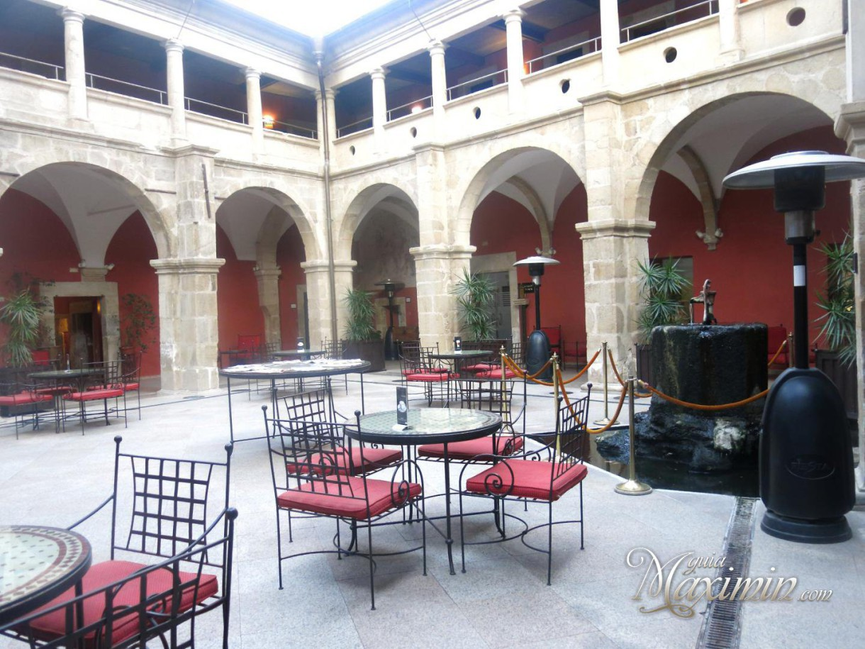 Desayuno hotel Izan (Trujillo – CC)
