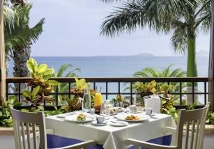 Exclusivo menú diseñado por María Marte para el Restaurante Isla de Lobos (Tenerife)