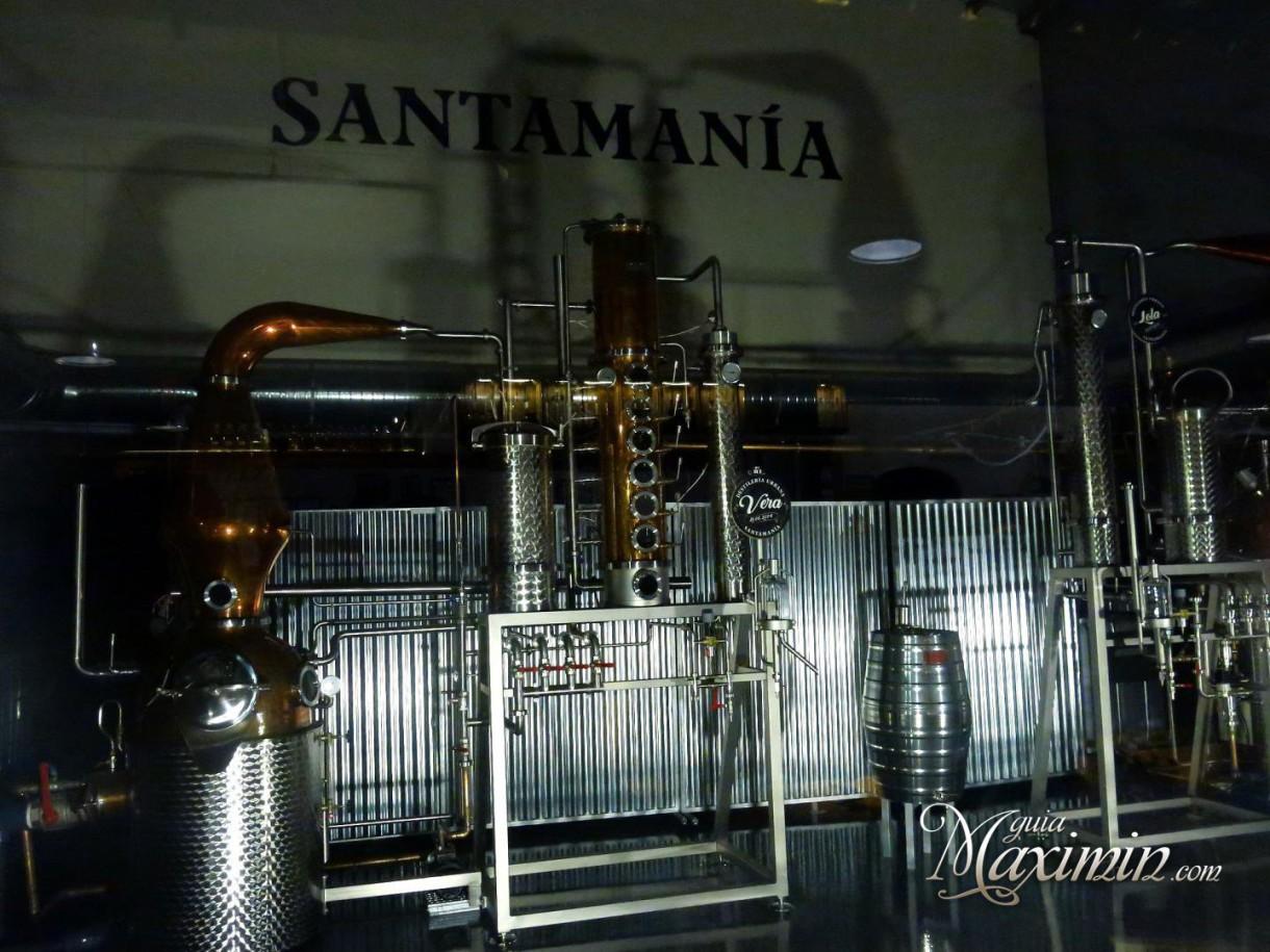 Santamanía la ginebra urbana estrena barra y sabrosas especialidades (Las Rozas -M)