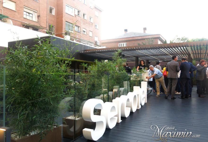 Inauguración Sercotel Alcalá 611 (Madrid)