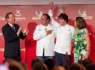 ABaC y Aponiente, protagonistas de las nuevas estrellas Michelin en España 2018