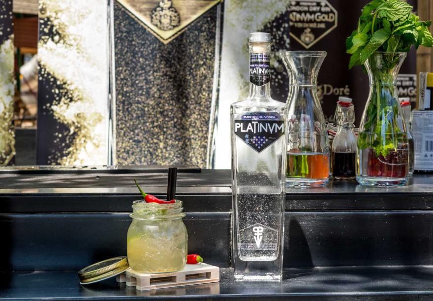 Platinvm Vodka Picante