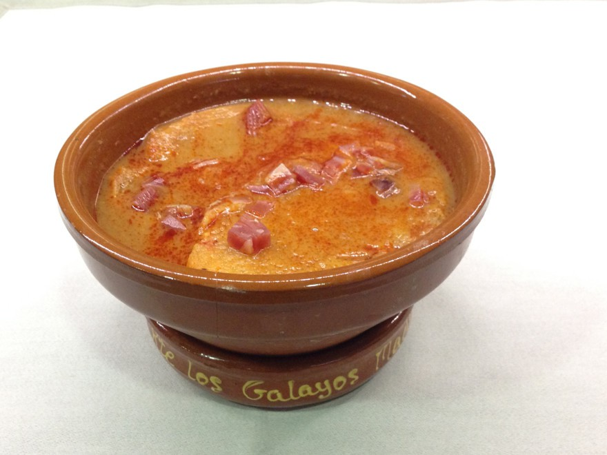 Sopa Castellana-Los Galayos