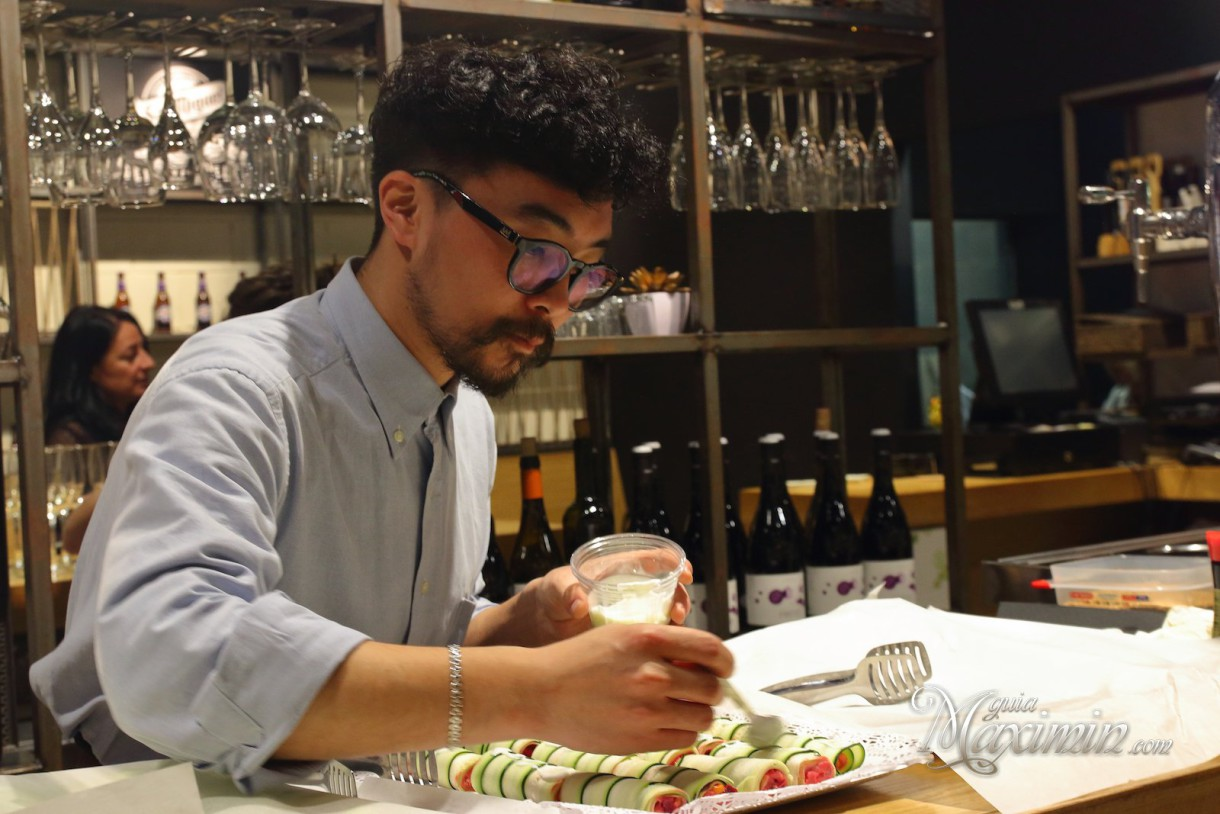 Odkhuu's Kitchen, el primer Spanish Ramen de Barcelona
