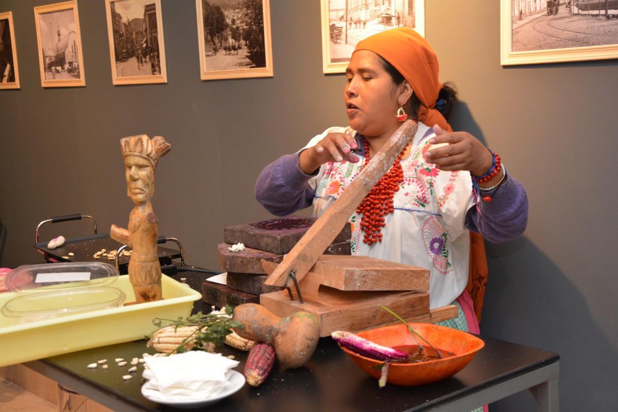Guanajuato nos presenta en Fitur su oferta turística y gastronómica