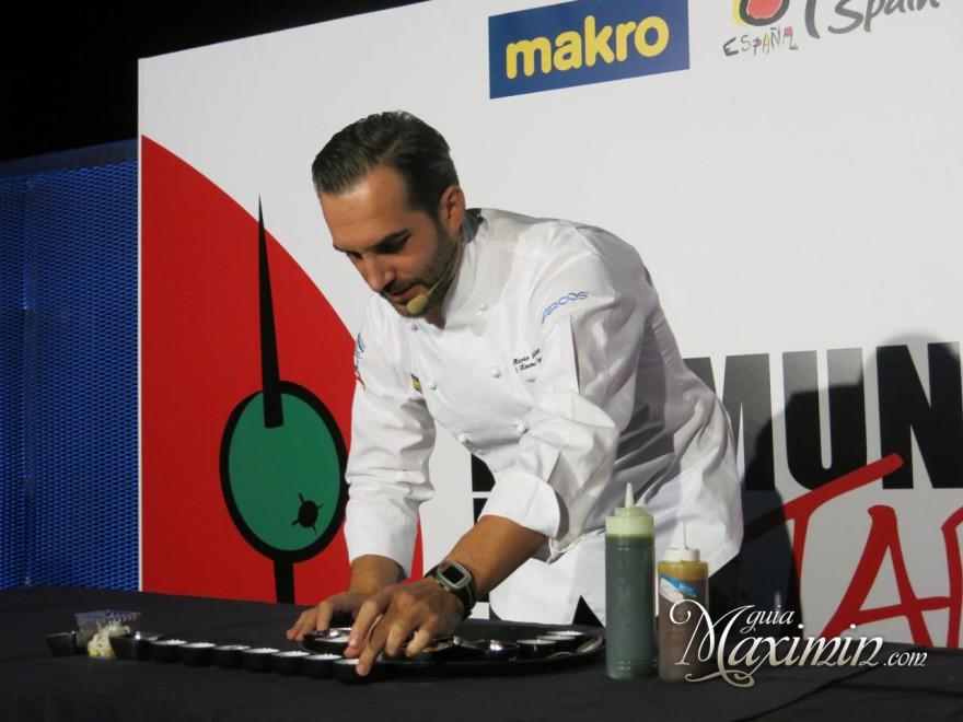 Mario-Sandoval-preparando-ceviche-calamar