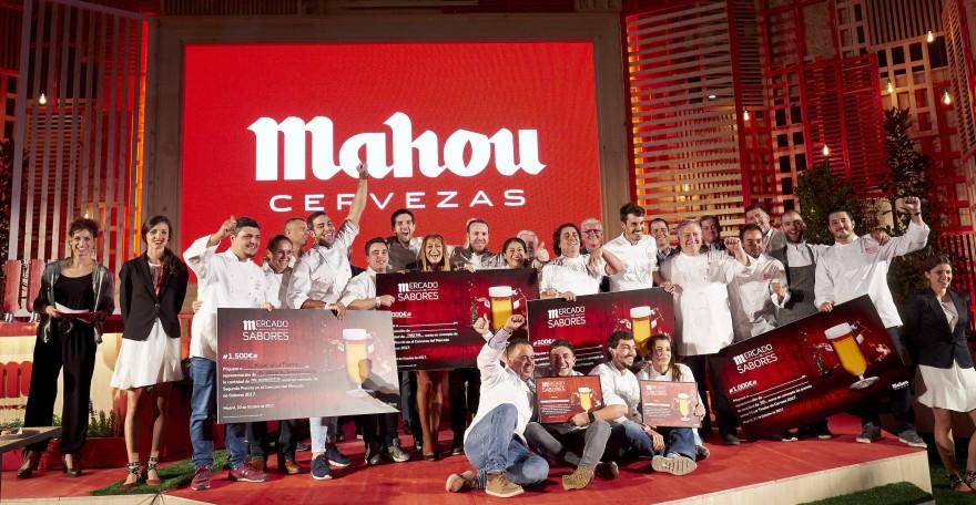 Premiados IV Edición Mercado de Sabores