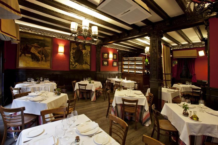 Salón Duque, Restaurante Los Galayos