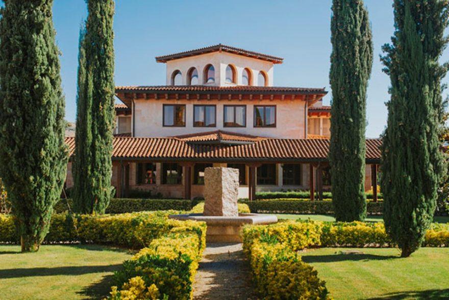 Edificio Bodegas Altanza