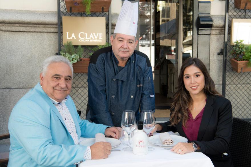 La Clave 1 Tomás Gutiérrez, Pepe Filloa, Ainhoa Gutiérrez Mg Alta
