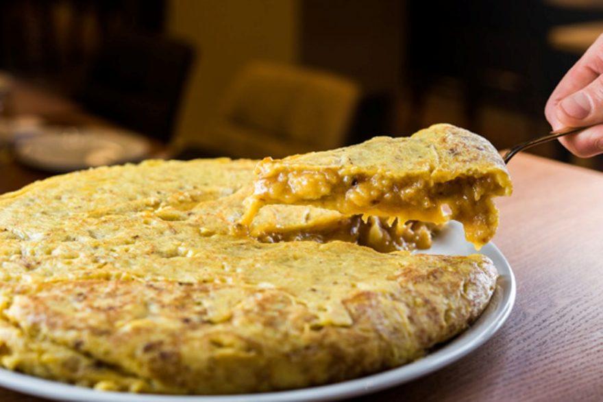 Tortilla De Patatas, Colósimo