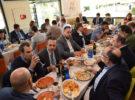 La Clave Tres Cantos reúne a 20 alcaldes para disfrutar de su cocido madrileño