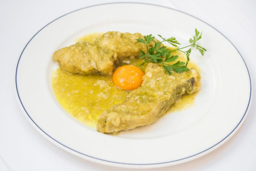 Congrio En Salsa Como Lo Hacía La Abuela Aurora, La Cocina De María Luisa