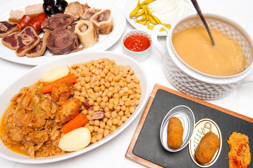 La Clave 8 Cocido Madrileño Mg