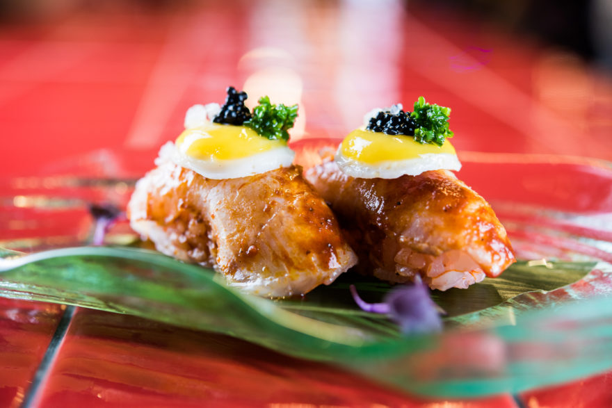Niguiri Anticuchero Páru Inkas Sushi & Grill