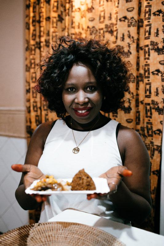 Tapapiés 2019 58 África Fusion Fatou Tall Na Alta