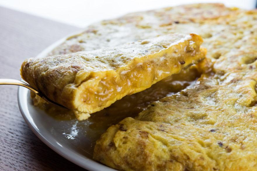Tortilla De Patatas 2, Colósimo
