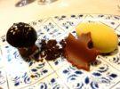 Haroma de Heritage Madrid Hotel y su menú de Caza y Setas (Madrid)