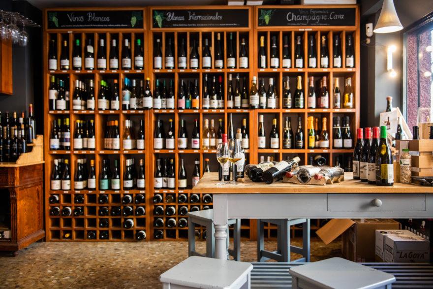 General Vinoteca Tierra Ronda De Segovia