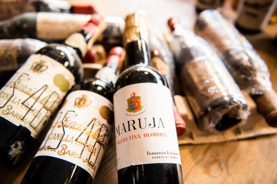 Vinos, Vinoteca Tierra Ronda De Segovia