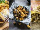 La berenjena, tres recetas, tres establecimientos, tres deliciosos platos