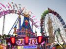 La noria gigante de Pozuelo atrae a la cabalgata de los Reyes Magos