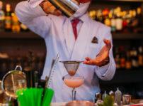 Bartender En Acción Varsovia Andrín 2 Mr