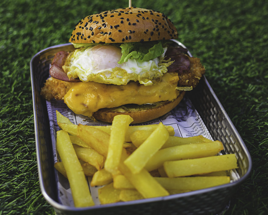 Corsario Bocanegra Burger
