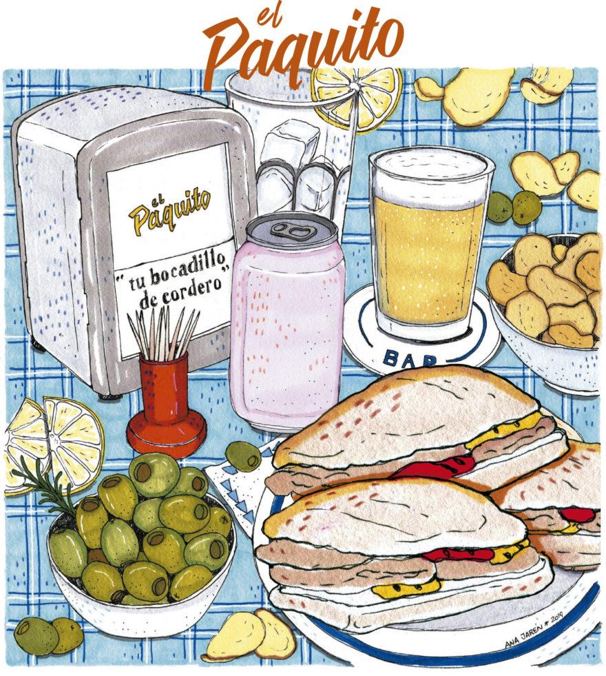 Paquito Totebag