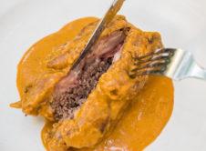 Manita De Cerdo Rellena De Carne Y Trufa Negra De Soria, La Cocina De María Luisa
