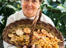 María Luisa Con Setas, La Cocina De María Luisa