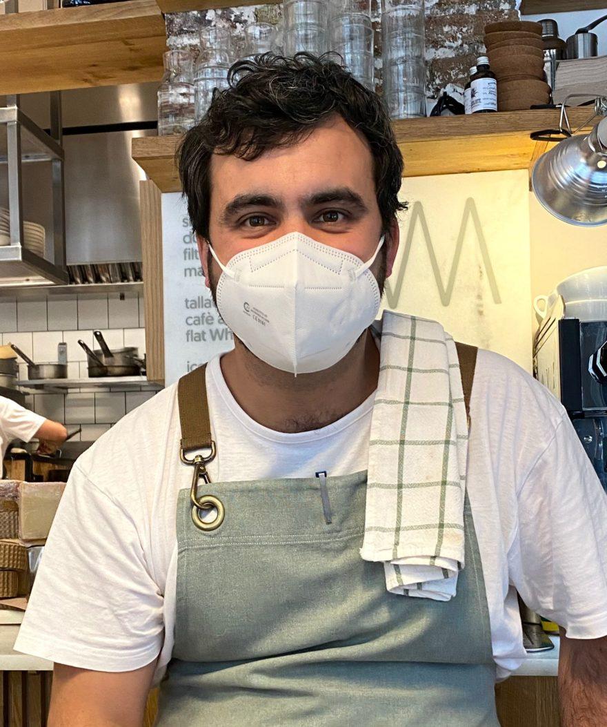 Carlos Pérez De Rojas Restaurante Berbena