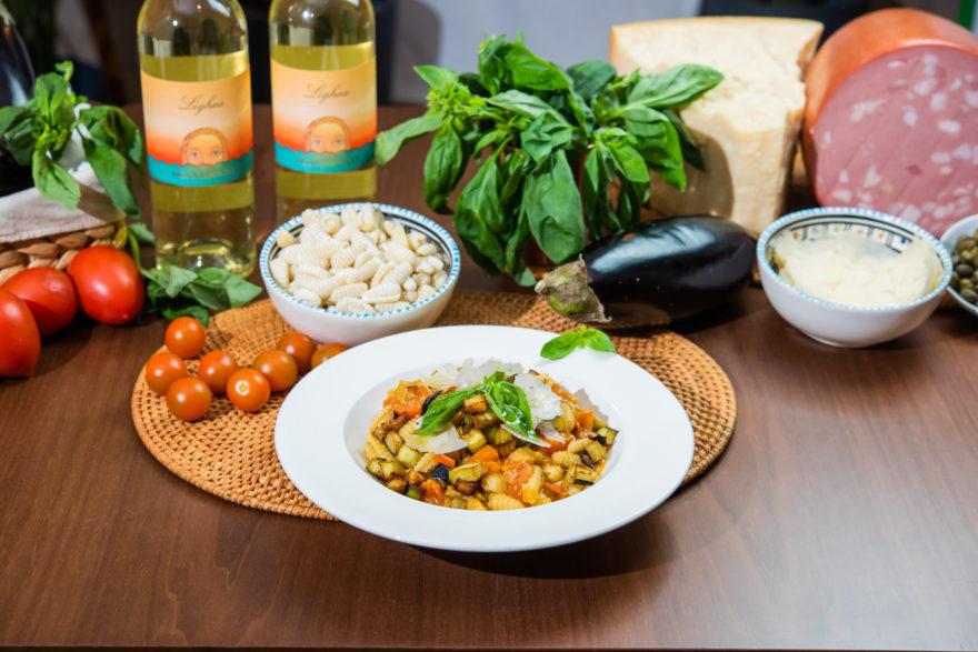 Cavatelli Alla Norma Pante True Italian Taste