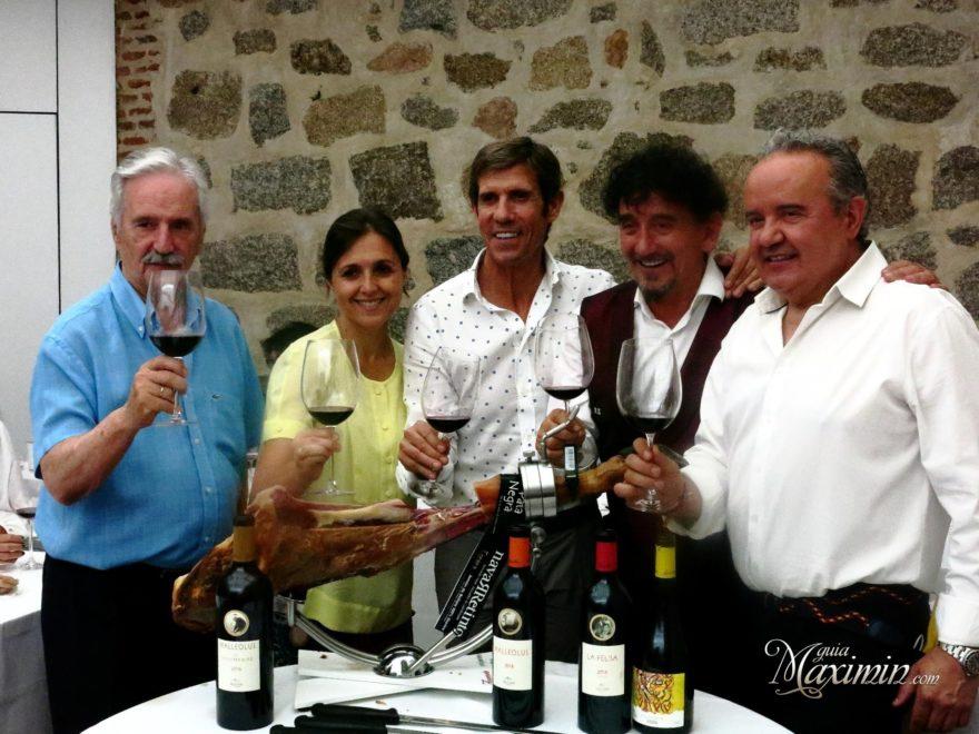 Armoniza Jamon Bellota Y Vino Ribera Duero16