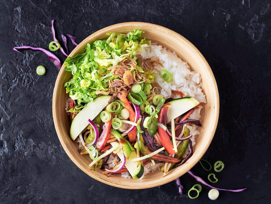 Vegetarian Thaï Pitaya