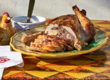 Pollo Relleno Ecológico