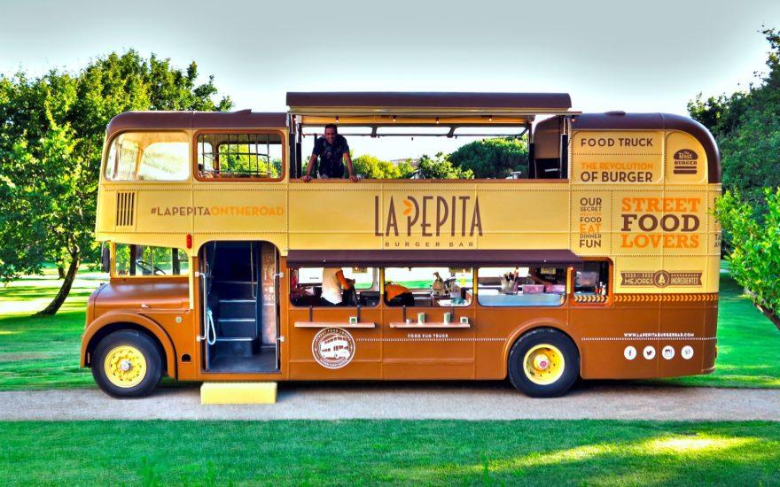 Foodtruck La Pepita