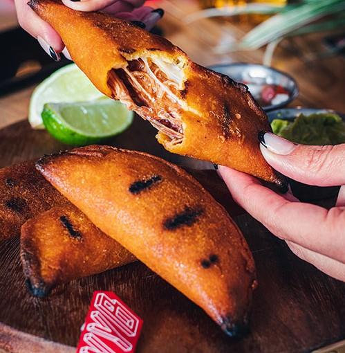 Empanadas Pulled Pork, Nyb