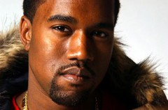 Kanye West imita a su mujer en unas polémicas fotos