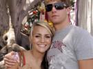 El novio de Jamie Lynn Spears sufre un accidente de tráfico